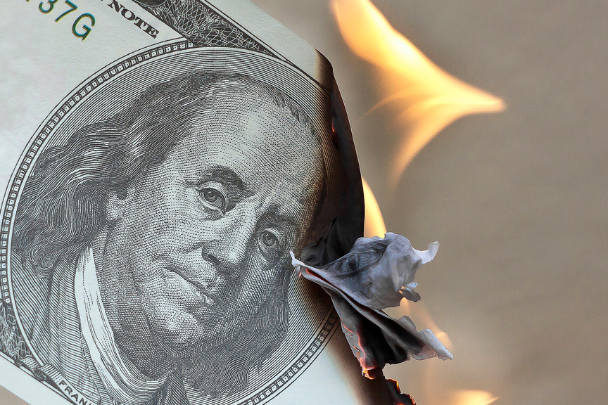 burn-money