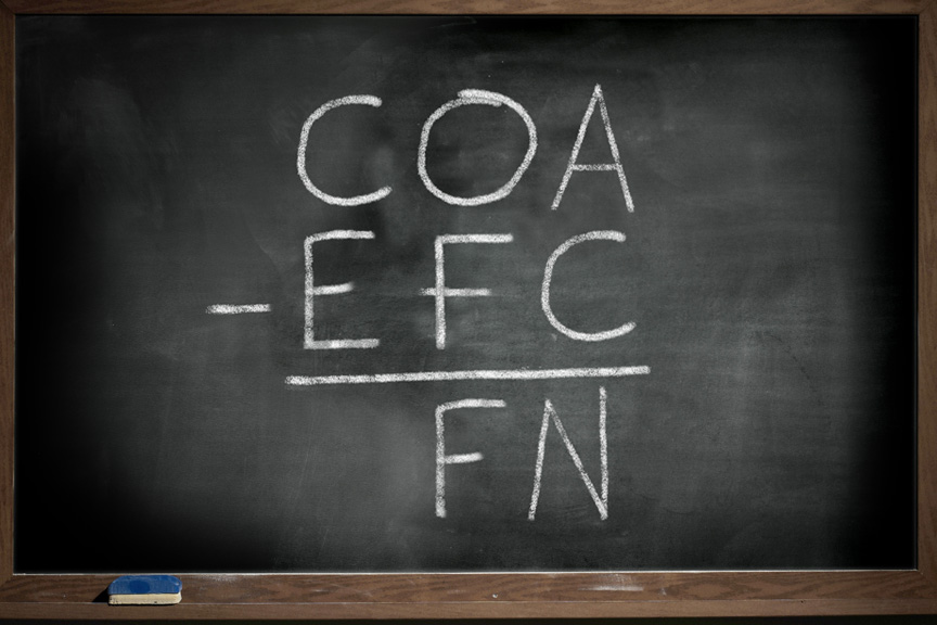 What is the EFC?